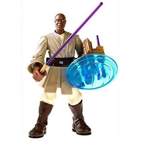 Star Wars E3 0F10 MACE WINDU