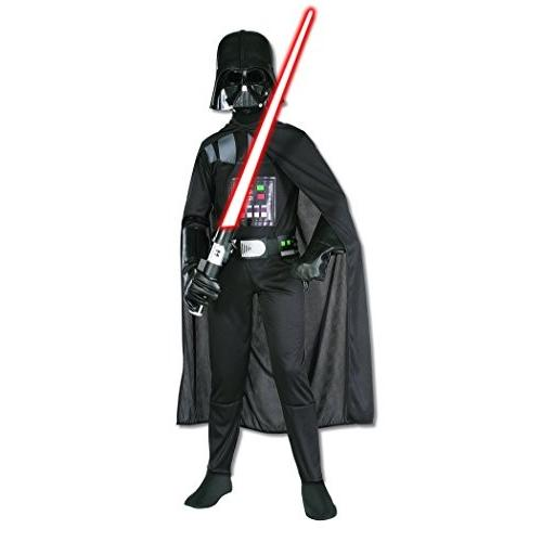 Rubie's Star Wars Darth Vader Standard Child Costume - Small