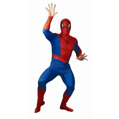 Spiderman Costume - Adult Costume Size