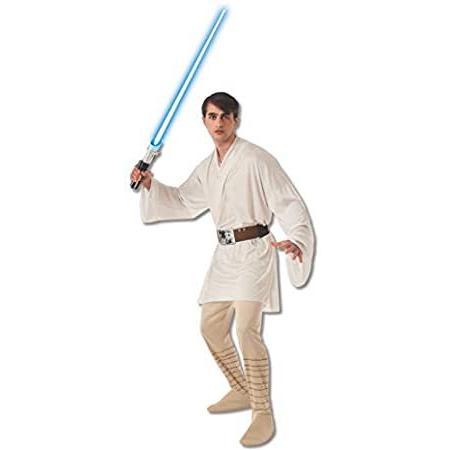 Rubie's Men's Star Wars Adult Luke Skywalker, Multicolor, Standard