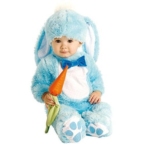 Rubie's Baby Handsome Lil Wabbit Costume, 青, 6-12 Months