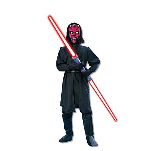 Rubie's Star Wars Deluxe Darth Maul Child's Costume, Medium - Medium One Color