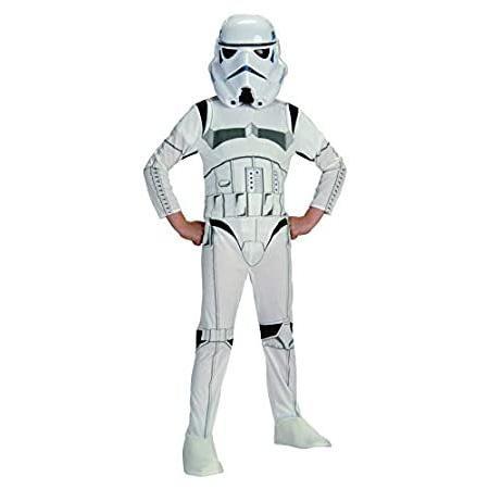 Rubies Star Wars Rebels Imperial Stormtrooper Costume, Child Medium