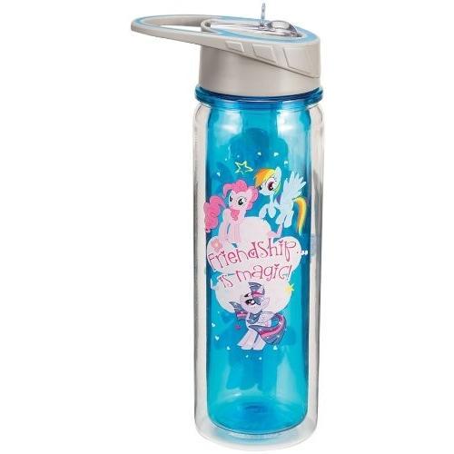 Vandor 42075 My Little Pony Friendship 18 oz Tritan Water Bottle, Multicolor