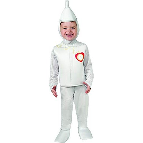 Rubie's Baby's Wizard Of Oz 75Th Anniversary Tinman Toddler Costume, Multi, Toddler