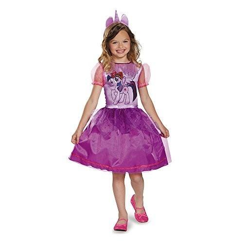 Twilight Sparkle Classic Costume, Medium (7-8)