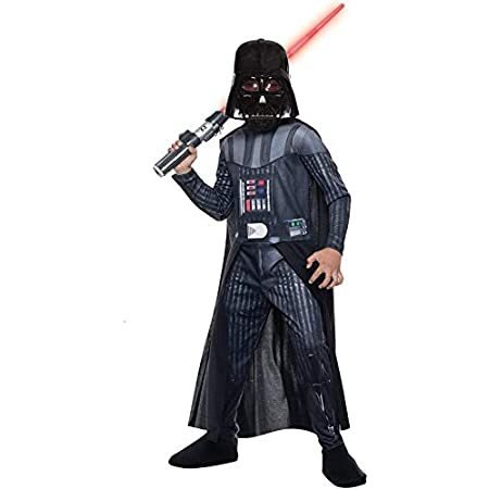 Rubie's Costume Star Wars Classic Darth Vader Child Costume, Medium