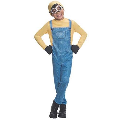 Rubie's Costume Minion Bob Child Costume, X-Small, One Color