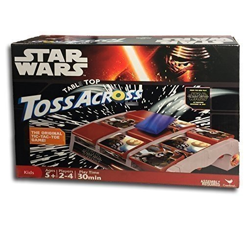 Star Wars The Force Awakens Table-Top Toss Across