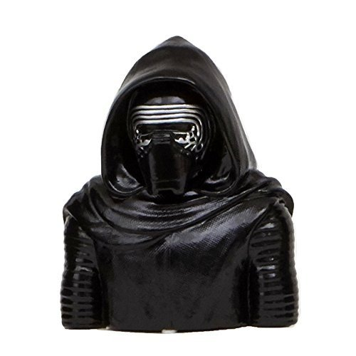 Official Star Wars Kylo Ren Bank for Kids- One Size- 黒