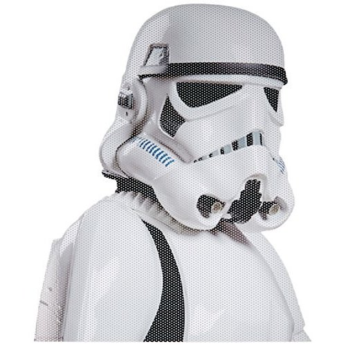 Star Wars Fan Wraps Classic Stormtrooper Perforated Window Decal