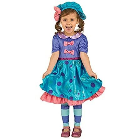 Rubie's Costume Little Charmers Lavender Child Costume, Small