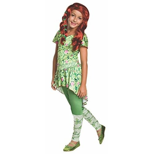 Rubie's Costume Kids DC Superhero Girls Poison Ivy Costume, Medium
