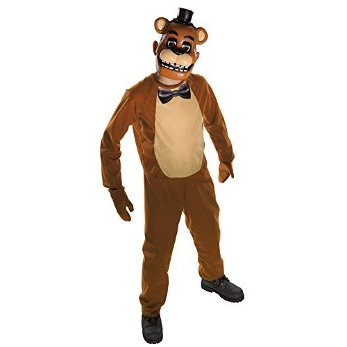 Rubie's Five Nights Child's Value-Priced at F赤dy's F赤dy Costume, Medium