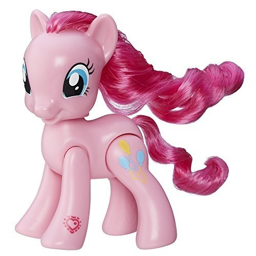 My Little Pony Explore Equestria Action Friends 6-inch ピンクie Pie