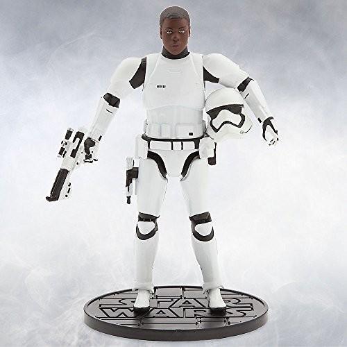 Star Wars FN-2187 Stormtrooper Elite Series Die Cast Action Figure - 6 1/2 Inch The Force Awakens