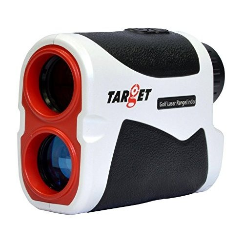 【送料込】 Target Golf Laser Rangefinder - Scope 5-1600 Yards, Multifunction 6X Slope Angle, Distance, Height Measurer Adjustable Focus Range Finder with Carryin, 若美町 a2d8a576