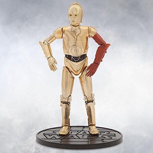 Star Wars C-3PO Elite Series Die Cast Action Figure - 6 1/2 inch - Star Wars