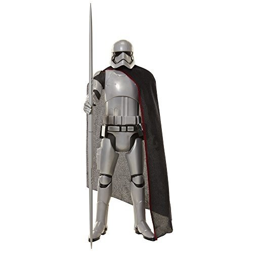 Star Wars Big-FIGS Captain Phasma Episode VIII Action Figure, 20
