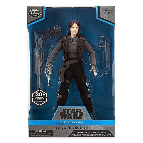 Star Wars Elite Series Jyn Erso Premium Action Figure - 10 Inch