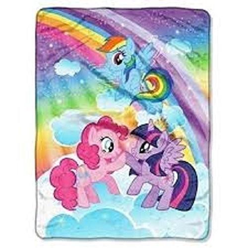 My Little Pony Super Plush Throw