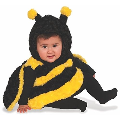 Rubie's Baby Bumble Bee Costume, As As Shown, Toddler