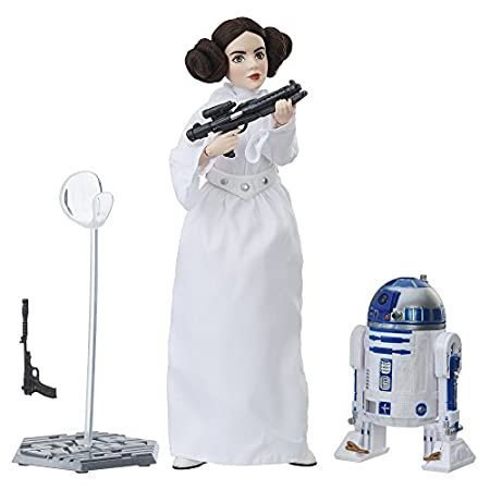 Star Wars Collector Doll Leia Fashion Doll