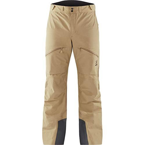 Haglofs Nengal 3L Proof Pant Snow Pant Small Oak