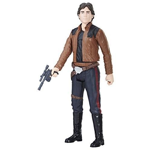 Star Wars 12-inch Han Solo Figure [E1176]