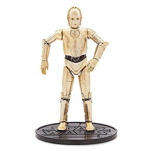 Star Wars C-3PO Elite Series Die Cast Action Figure The Last Jedi