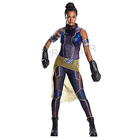 Rubie's Women's Deluxe Shuri Costume, As As Shown, Small