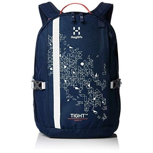 Haglofs Tight Junior 15 Hiking Backpack 1-SIZE Tarn Blue//stone Grey