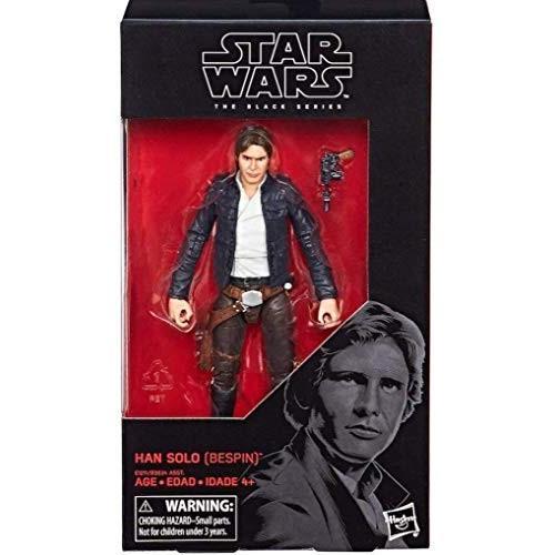 Star Wars E1211ES0 SW E5 Han Solo Bespin, Multicolour
