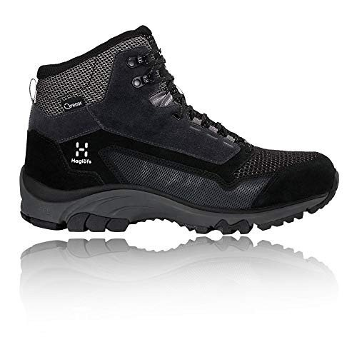 Haglofs Skuta Mid Proof Eco Walking Boots - SS19-10 Women/8.5 Men - 黒