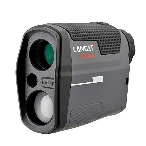 【お得】 LANCAT GL800 Golf Rangefinder with Flag Lock-Laser Range Finder-800 Yard Range-6X Magnification, サカイデシ 42bbb5a0