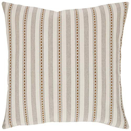 Stone & Beam Classic Throw Pillow, 17