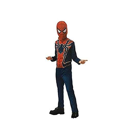 Avengers Infinity War Spiderman Iron Spider Costume