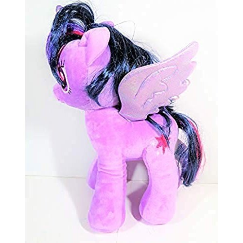 My Little Pony Twilight Sparkle Large Plush Doll by Build a Bear
