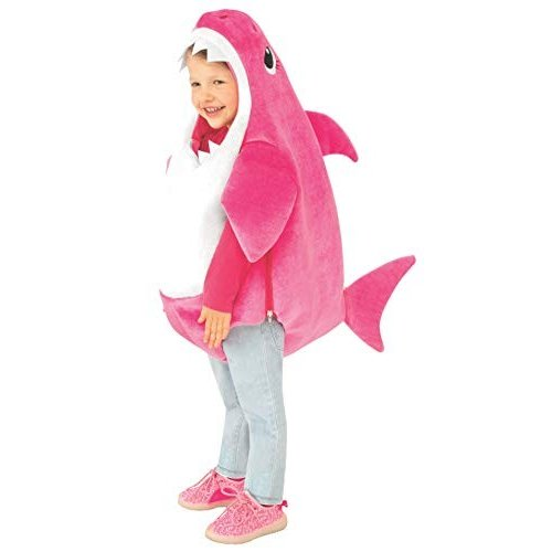 Rubie's Kid's Mommy Shark Costume with Sound Chip, Toddler