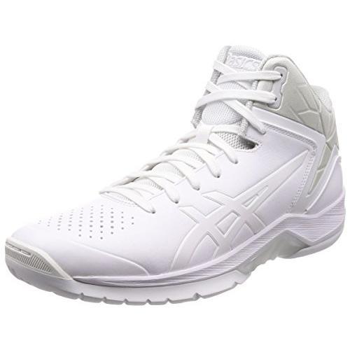 [アシックス] バスケットシューズ GELTRIFORCE 3-narrow メンズ ホワイト/ホワイト 25.5 cm
