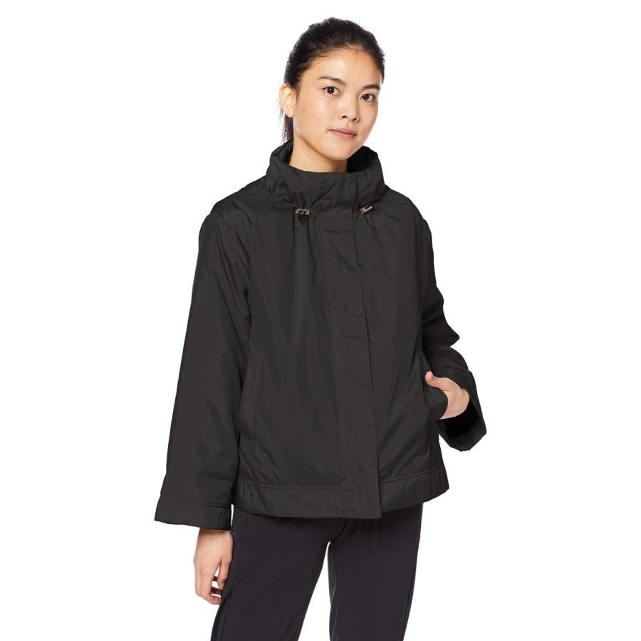 [ルコックスポルティフ] 中綿ジャケット はっ水 保温 中綿ジャケット はっ水 保温 レディース QMWOJK07 BLK 日本 O (日本サイズ2L相当)
