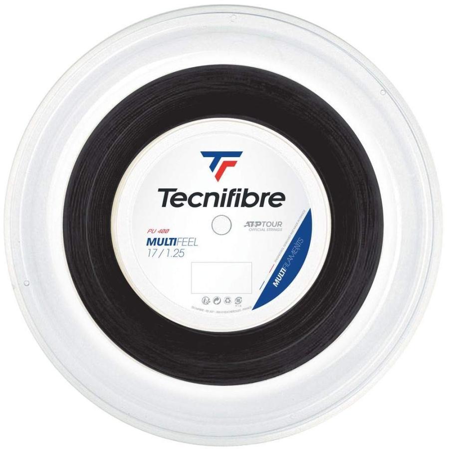 高い品質 Tecnifibre(テクニファイバー) TFR220 TFR220 カラー:BK MULTIFEEL1.25 カラー:BK_200M, 設備プロ王国:f0edeb8a --- airmodconsu.dominiotemporario.com