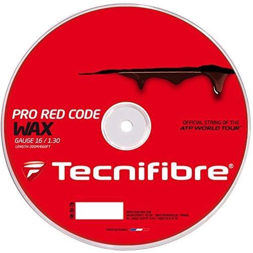 有名ブランド Tecnifibre(テクニファイバー) TFR522 カラー:RD PRO_REDCODE_WAX_1.30_ロール, k-material 8be1b253
