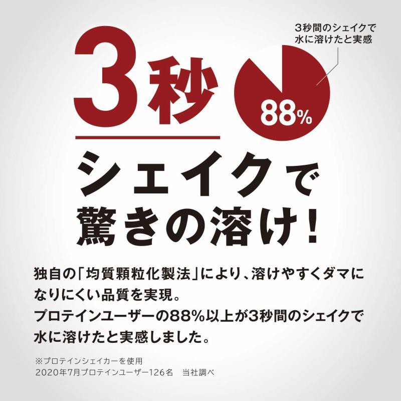 ザバス ウェイトアップ ホエイプロテイン マルトデキストリン バナナ味 60食分 1,260g|kyomo-store|05