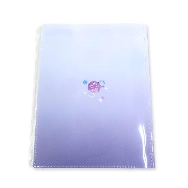 クラゲ A4ジップファイル kyoto-aquarium 02