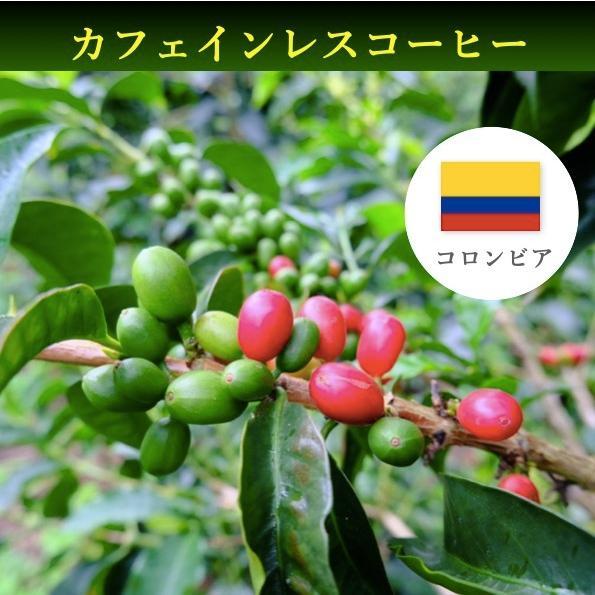 コーヒー豆 コーヒー 珈琲 250g  デカフェ-カフェインレス-  コロンビア サンアグスティン kyoto-coffee