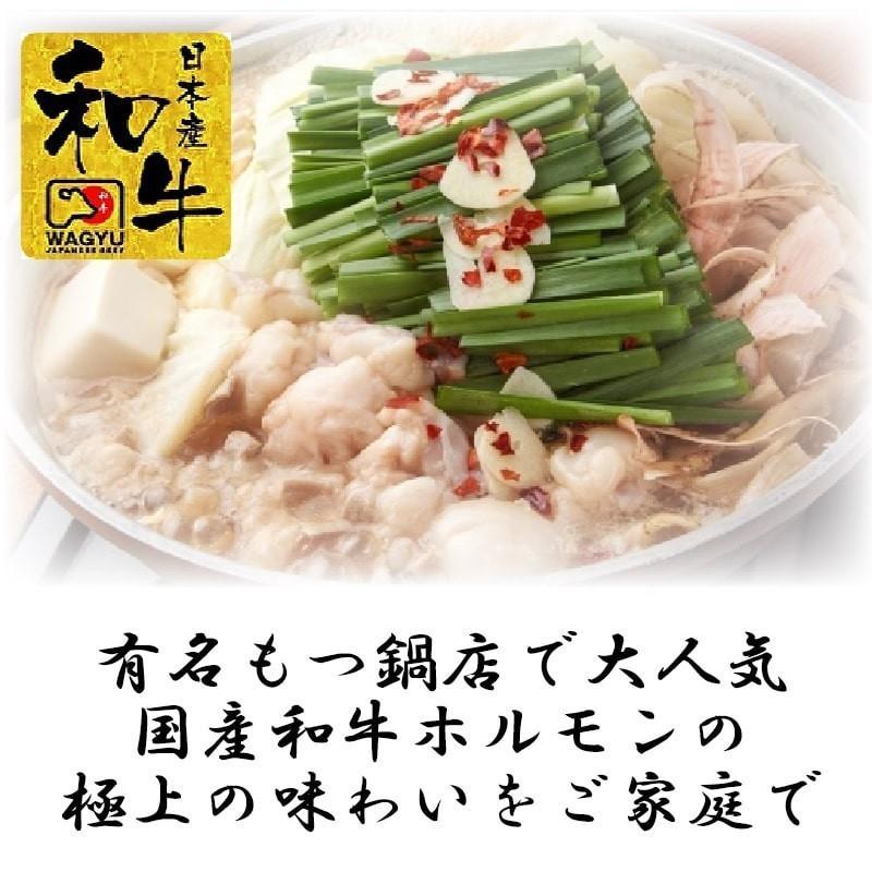 ホルモン 500g もつ鍋 焼き肉 牛ホルモン 国産 和牛|kyoto1129