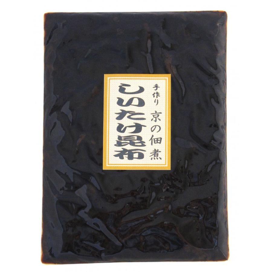 お徳用 業務用などに  ご飯のお供お取り寄せ商品 京の昆布の佃煮 しいたけ昆布 500g kyotokatsura 04