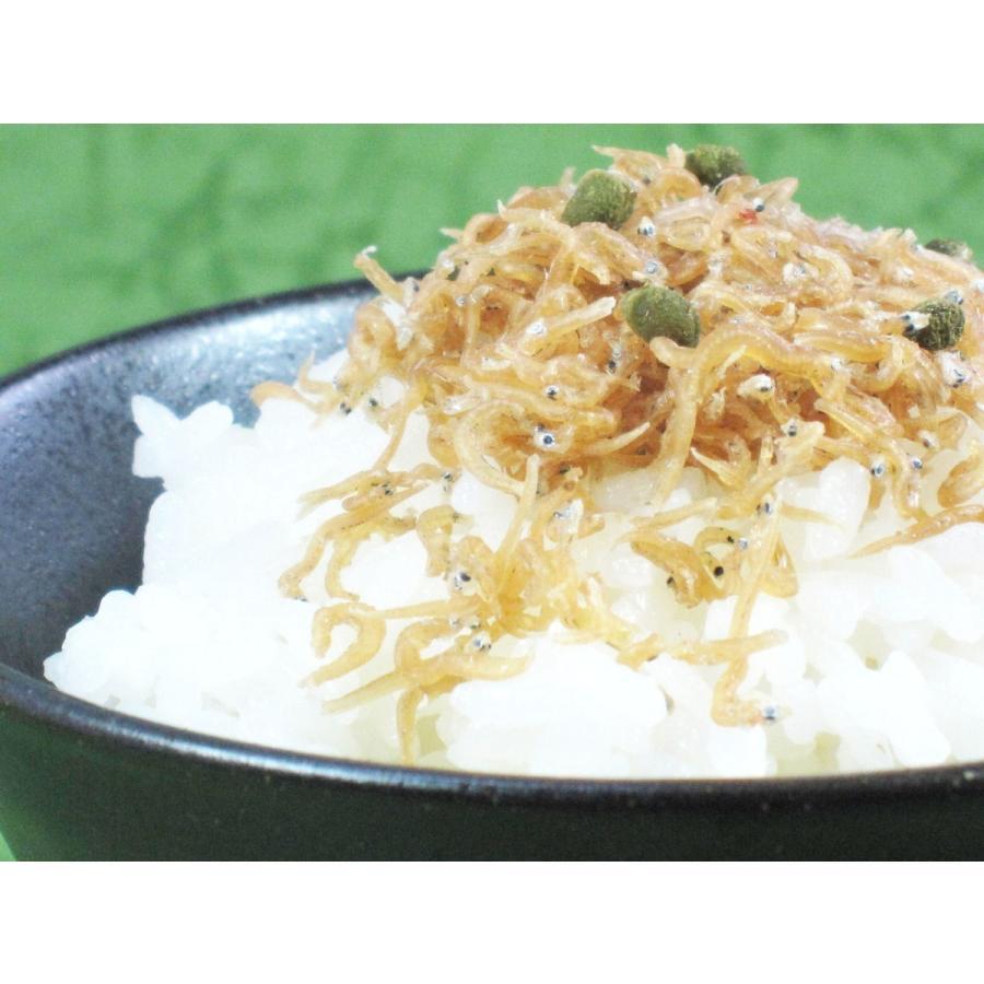 ご飯のお供お取り寄せ商品 京都の伝統の味 ちりめん山椒 50g|kyotokatsura|02