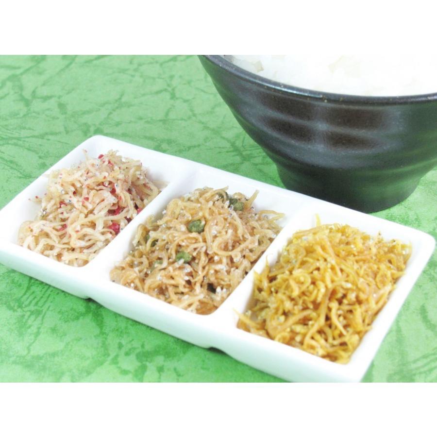 ご飯のお供お取り寄せ商品 京都の伝統の味 ちりめん山椒 50g|kyotokatsura|03